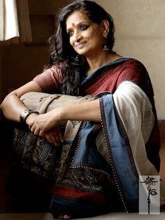 Mora Handloom Sarees by Ritika Mittal