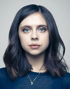 Bel Powley-length and curl