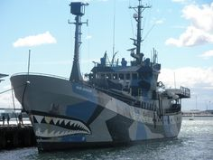 ship,bob barker,sea shepherd