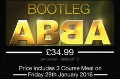 Abba Tribute Night, ~Kingscliff Hotel, Clacton