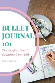 Bullet journaling is a big trend and for good reasons. You can start bullet journal 101 with a nice notebook and a couple of coloured pens and then you can personalise things just as you want. It is a great way to organise your life, track habits, check