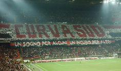 Coreografie Curva Sud Milano - Coreografie Curva Sud Milano