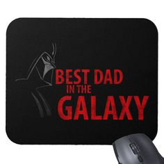 Stop his computer mouse wandering far far away by providing him with this Star Wars Mouse Pad. Customize it so he will have a special reminder that he is the ''Best Dad in the Galaxy. Resort Logo, Minnie Bow, How To Make Animations, Dog Pajamas, Spirit Jersey, Disney Sketches, Diy Shirt, Best Dad, Toys For Boys