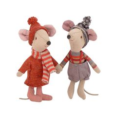 Maileg Winter Mouse Soft Toys