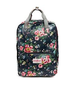 Cath Kidston Matt Coated Backpack