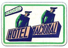 SPAIN - Madrid - Hotel Nacional | Flickr - Photo Sharing!
