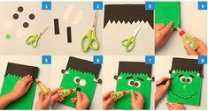 DIY customizar caderno - volte as aulas Diy, Triangle, Hands On Activities, Fine Motor, Diy Creative Ideas, Creativity, Mockup, Sons, School Supplies