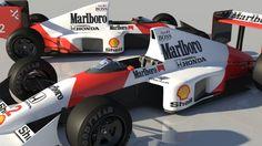 McLaren Honda MP4/5 - 1989 Alain Prost