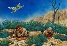 SAS in North Africa