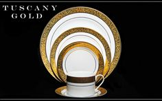 Tuscanny Gold Collection