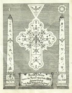 The Masonic Twin Pillars: Boaz + Jachin (erect dicks). Occult Symbols, Masonic Symbols, Occult Art, Rose Croix, Masonic Art, Esoteric Art, Templer, Freemasonry, Ancient Art