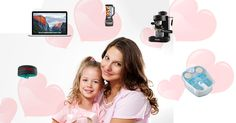 Mother's Day Gifts She'll Love!  Get her a gift she'll love at the right price! Discounts on gifts that help her create, gifts that pamper her, or gifts with a WOW factor! Click to learn more about these BrandsMart USA Mother's Day deals.  #MothersDay #gift #coffee #appliance #home #audio #kitchen #tablet #haircare #beauty #luxury #deals #sale