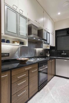 Modern kitchen - Ar. Puran Kumar