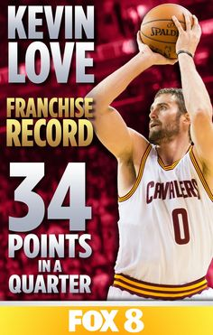 Kevin Love, Cavalier, Cleveland, Basketball, Knight