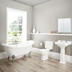Beautiful Vintage Bathroom Decor Ideas