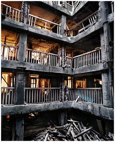 Sebastien Tixier photo Hashima