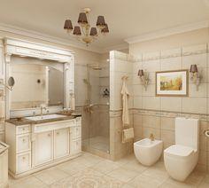 интерьер ванной комнаты классика фото: 22 тыс изображений найдено в Яндекс.Картинках
