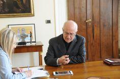 www.ladigetto.it - È Pasqua, il saluto di Mons. Luigi Bressan – Di Nadia Clementi
