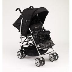 Double umbrella stroller