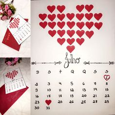 Presents for boyfriend diy Diy Birthday Party Favors, Monster Birthday Parties, Homemade Anniversary Gifts, Anniversary Gifts For Husband, Great Father's Day Gifts, Love Gifts, Presents For Boyfriend, Boyfriend Gifts, Homemade Calendar