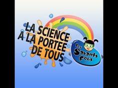Explosion de couleurs exp rience scientifique pour les enfants faire la maison youtube - Experience scientifique a faire a la maison ...