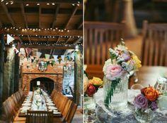 Leea and Robert's Vintage Style Barn Wedding