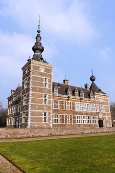 Eijsden Castle is a moated manor house with several farm buildings, a gatehouse and castle park, in Eijsden-Margraten, Limburg, Netherlands. The current castle was built in 1637 and is located next to the river Maas, renovated in 1767, and restored between 1881-1886.