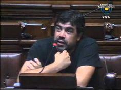 Óscar Andrade interviene sobre la prórroga de las tropas uruguayas en Haití