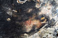 10,000-year-old rock paintings depicting aliens and UFOs found in Chhattisgarh - The Times of India on Mobile