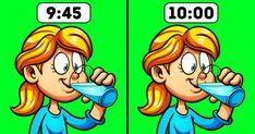 Una persona rara llega algimnasio sin botella deagua onotoma agua enlacomida oenlacena. Sin embargo, tal consumo del líquido puede ser lacausa degraves problemas desalud, delos cuales esmucho más complicado deshacerse que rechazar algunos sorbos deagua.