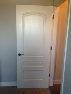 Door choice for interior doors
