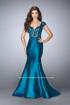 La Femme  23960 Dress