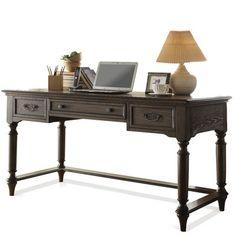 Riverside Furniture Belmeade Computer Desk with Keyboard Tray & Reviews | Wayfair