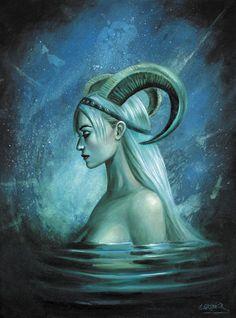 The Capricorn by ~sebastien-grenier on deviantART