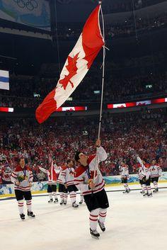 Canadian hockey moment in history