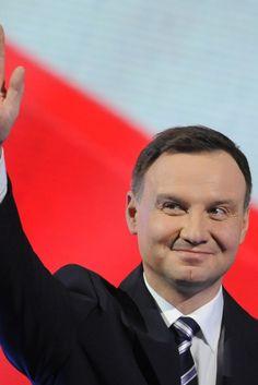 Andrzej Duda Elected Polands New President, Incumbent Bronislaw Komorowski Concedes Defeat
