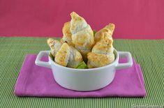 • Cornetti veloci cocco e nutella - Ricetta Cornetti veloci cocco e nutella