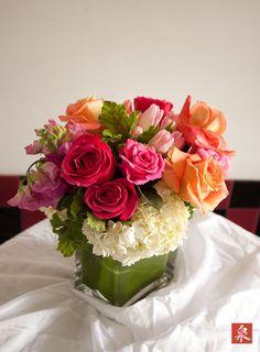 Another lovely flower arrangement