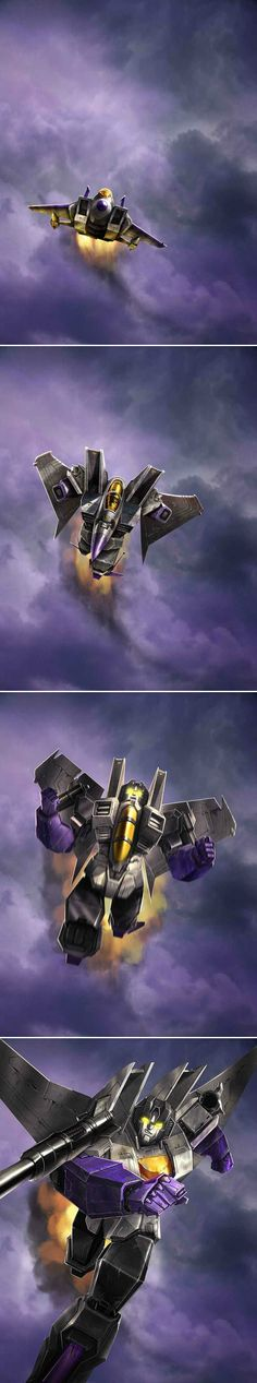 TRANSFORMERS LEGENDS: SKYWARP by manbu1977