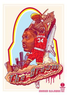 Karl Yvan Tagle, who just so happens to be a professional artist and a fan of basketball. He let us know about an art exhibit he ran in Australia called 'Posterized: A Tribute to the Baller Legends'.