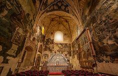 Interior de la Catedral de Zamora    Spain 2013