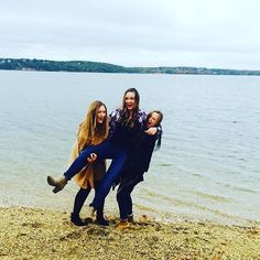 #tbt to adventures in the no' fo' the trio needs to be reunited ASAP