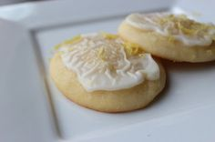 Lemon Ricotta Cookies Suzy Social Worker by Day.... Betty Crocker By Night...: 2015...... a month late.....