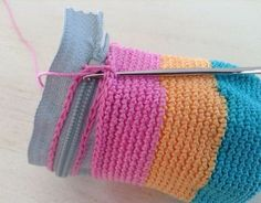 Easy # Wallet # Knitting # Making # # # knitting and wallet models # # knitting wallet models or how to make # # knitting wallet # – crochet pattern Clutch En Crochet, Crochet Pencil Case, Crochet Pouch, Crochet Amigurumi, Knit Crochet, Loom Knitting, Knitting Stitches, Knitting Patterns, Crochet Patterns