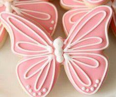 Galletas d mariposas