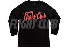 a16aabcdd2de Basketball applique script long sleeve. Flight Club ...