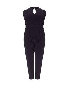 Studio 8 plus size zena navy blue jumpsuit Size 12, Plus Size, Kingston, John Lewis, Stylish Outfits, Navy Blue, Jumpsuit, Product Launch, Studio