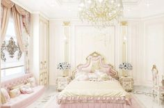 Dream bedroom design