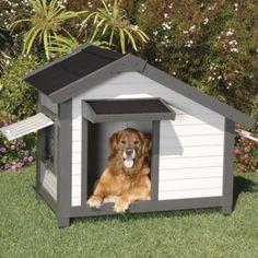 Cozy Cottage Luxury Dog Home