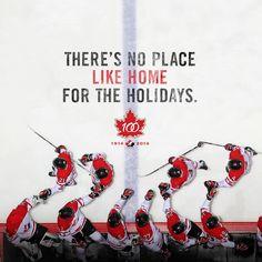After three long years, the World Juniors are coming back to Canada. Hockey Teams, Ice Hockey, Hockey Stuff, World Junior Hockey, Great West, Hockey Boards, I Am Canadian, Hockey Girls, Canada